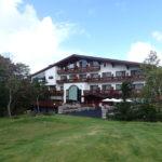 志賀で一番の高級ホテルである「ホテルグランフェニックス」